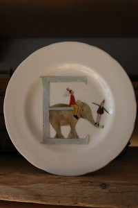 Picture letters on plates_resized