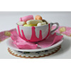 Decorate your own teacups